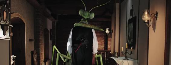 dracula mantis