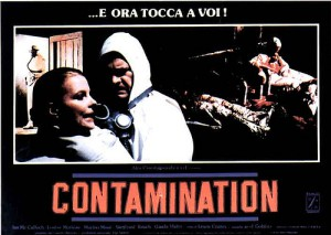 Contaminationposter