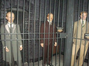 Madame Tussauds killers